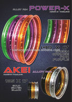 POWER-X / AKEI Alloy Rim