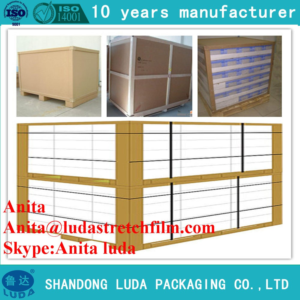 Shandong High Quality L-shaped Kraft Paper Wrap Corner