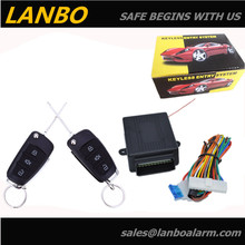 Car finding function turning light car keyless entry system universal