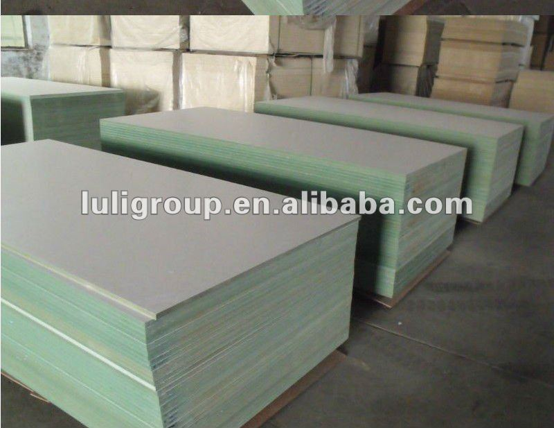 Waterdichte mdf board groene kleur vezelplaat product id