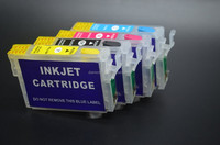 T1331-T1334 Empty Refillable Ink Cartridge For Epson T12 T22 TX120 TX130 TX129 TX420W TX235 TX430W TX320F TX325F Printer