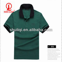 high quality mercerized cotton fashion style polo shirt for men