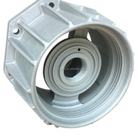 Private casting part investment casting precision steel casting part with tapping