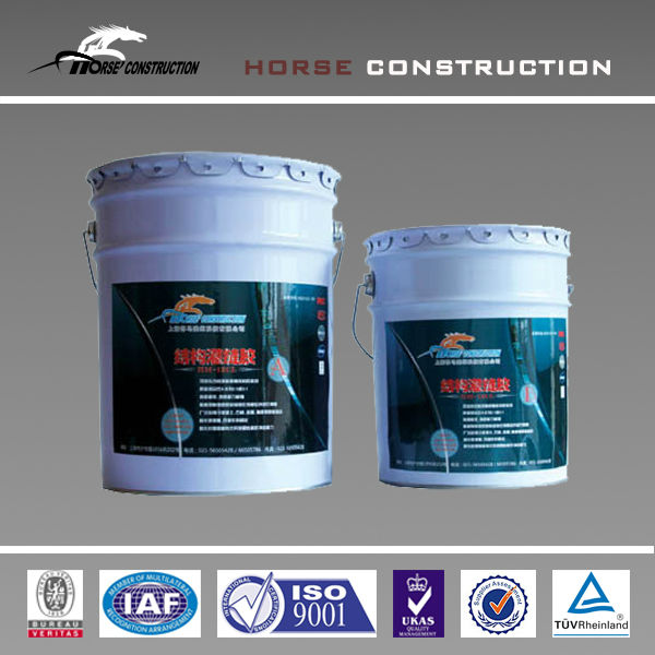 HM pouring crack epoxy resin glue for repairing house crack