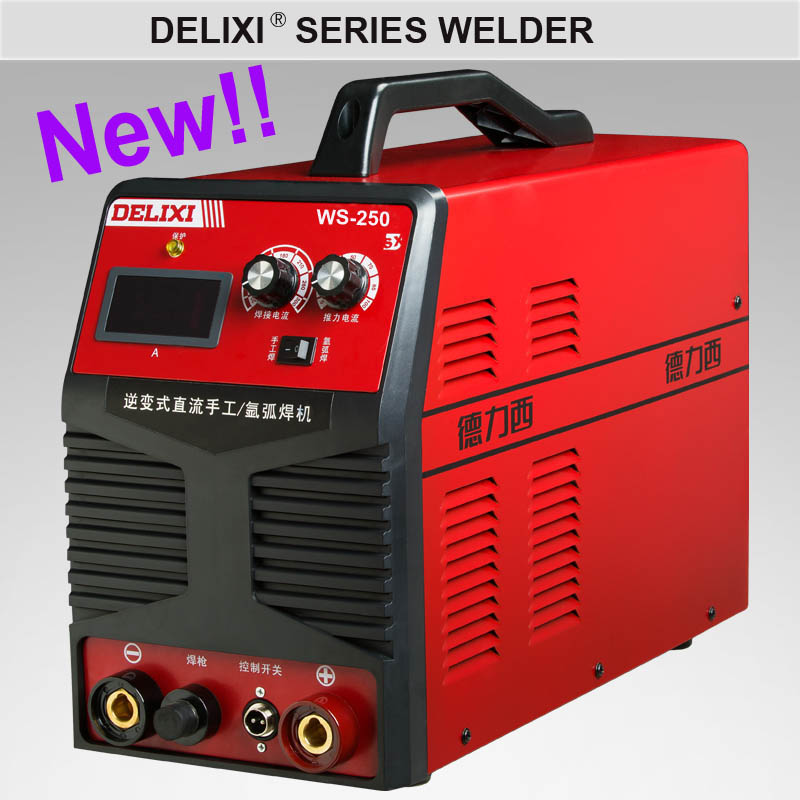 portable inverter brand germany welding machine (WS-250SX)