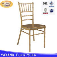 stacking cheap furniture rystal clear wedding chair, used chiavari chairs for sale