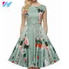 S - 4XL Women party Dress Retro Vintage 1950s 60s cocktail lady Dresses Elegant Tunic Vestidos