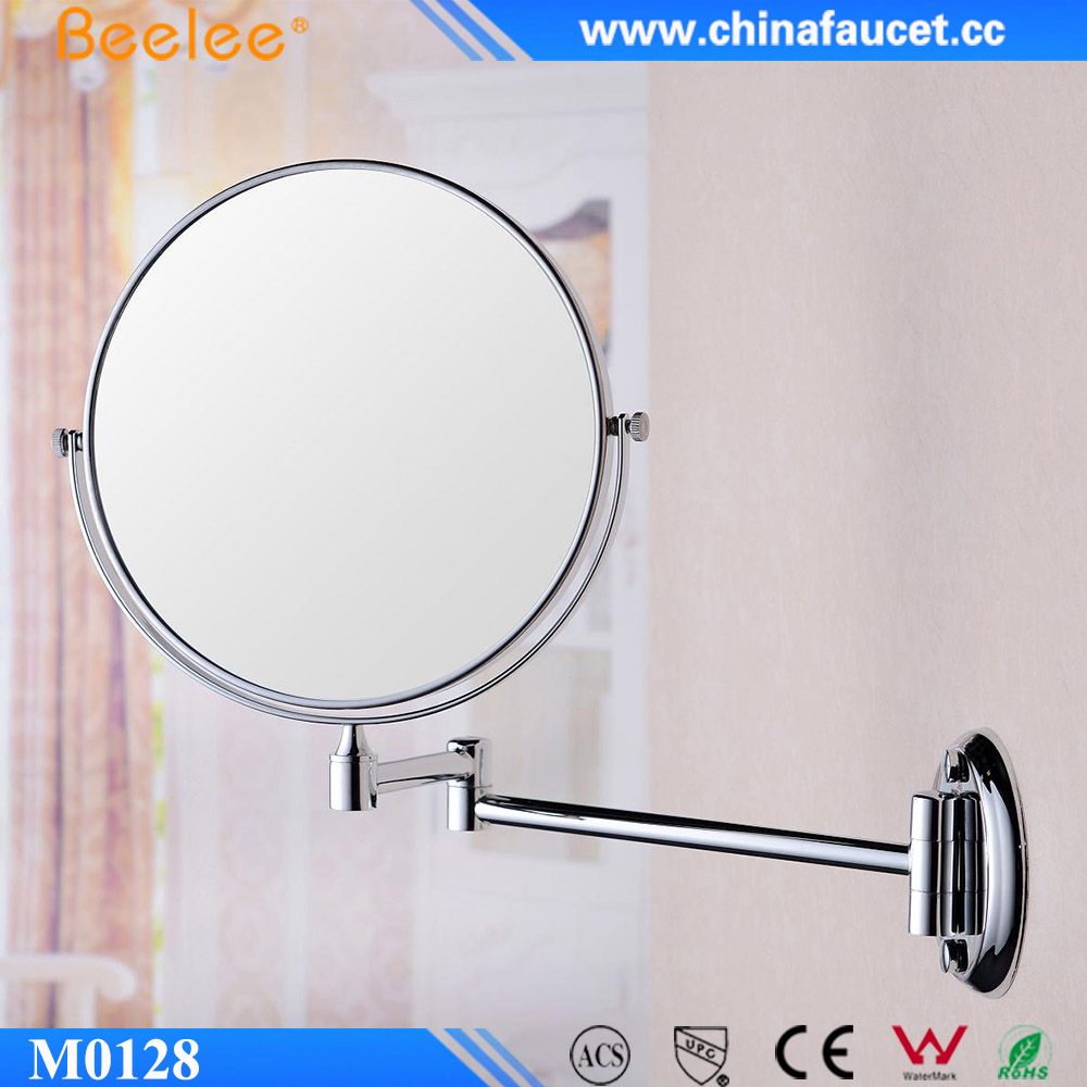 Wholesale bathroom wall brass mirror shaving magnifying mirror buy wholesale bathroom mirror - Consider buying bathroom mirror ...