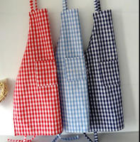 Export of foreign trade aprons canvas cotton children 's style idyllic maternal and child aprons