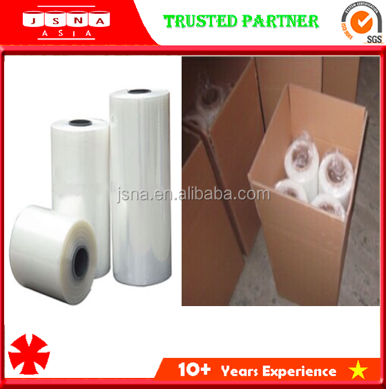 SGS Certified Electrical Equipment Packaging Transparent Plastic Film