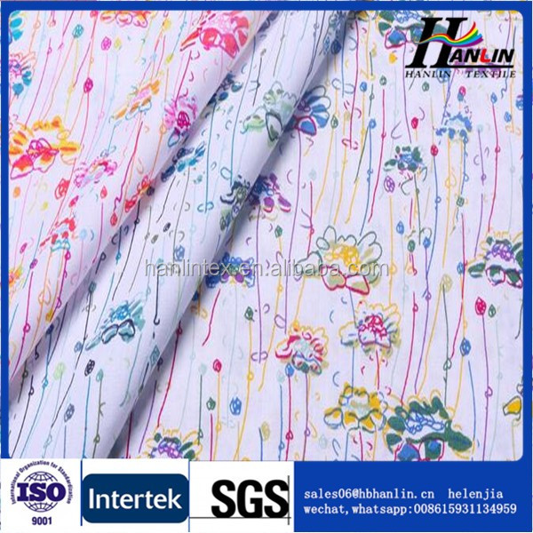 Different Weight Custom Cotton Fabric Printing Factory,wholesale wax prints 100% cotton african fabric for women uniform