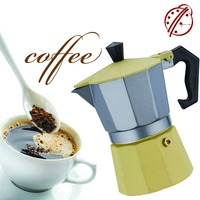 OGNIORA New Wholesale High Quality Colorful Spraying Paint Coffee Maker