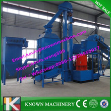 Large Capacity Ring Die Wood Pellet Mill with CE Certification