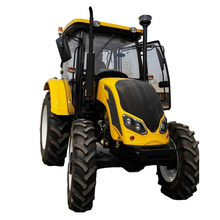 QLN 90 HP agricultural equipment farmtrac tractor price