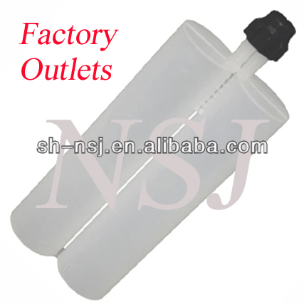 600ml 1:1 exposy/poly/silicone adhesive cartridge