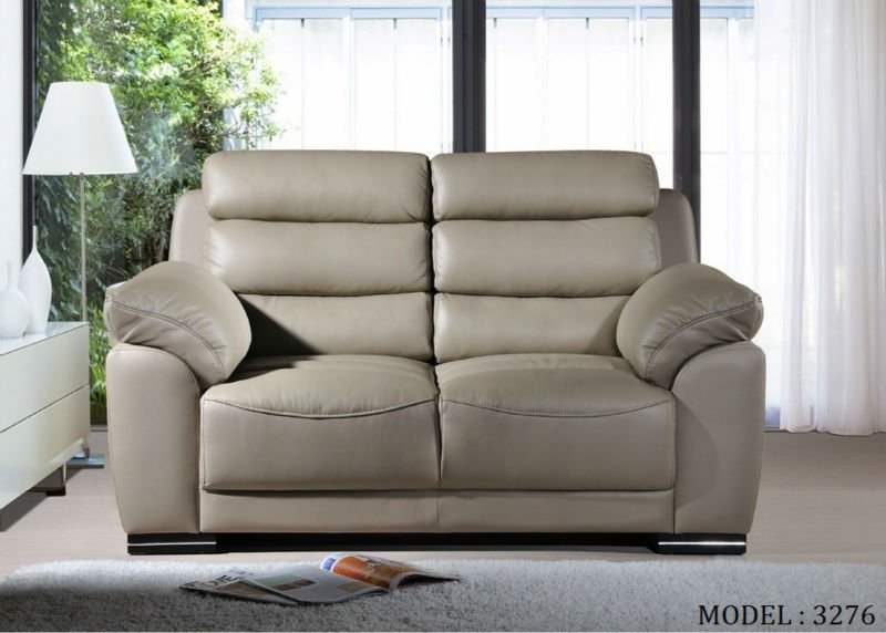 Casa Italy Leather Sofa F 3276