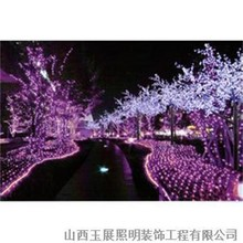 led christmas village led lights fireworks light wireless lights