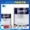 Oem Service High Quality Waterproof Car Paint Clear Coat