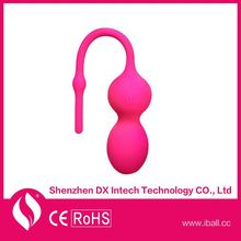 Women pelvic muscle exercise ball, wireless bluetooth control sex toys for men masturbating