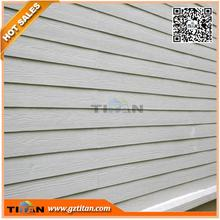 Lightweight Fireproof Wood Grain Siding Board