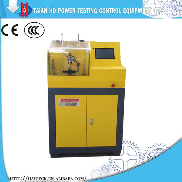 CRI200DA 2014 new products diesel fuel injector test bench with all data auto repair software