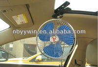9 Inch oscillating 12 V Car Fan with Clip (WIN-109)