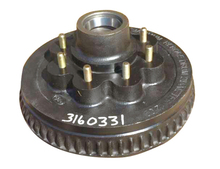 Good Price Of iron semi-trailer brake drum With Long-term Service