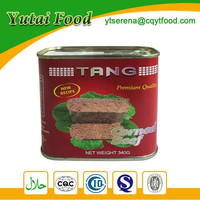 Canned Corned Beef Trapezoid Tin 340G