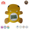 Kids Safe Soft Hippo Toy Digital Water Temperature Thermometer