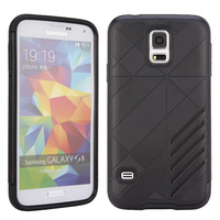 Original shockproof tpu and pc combo phone case for samsung galaxy s5 mini cover