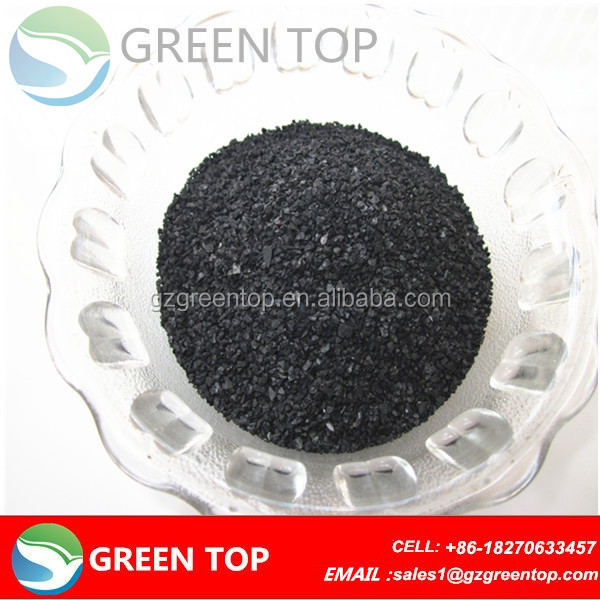 30x60 mesh granular Nut shell based activated carbon wholesale