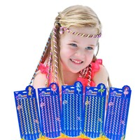 """Styles with 6pcs 9"""" Miss Twists Women Hair Accessories ponytail holder"""