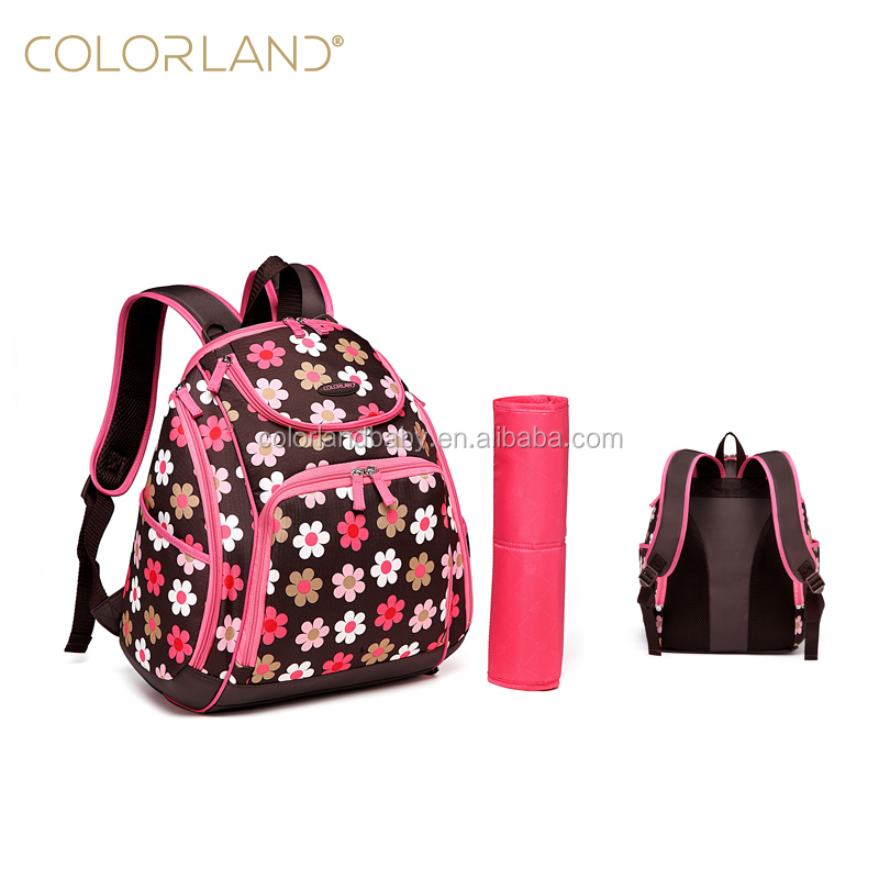 Colorland New Diaper Mommy Bag Multipurpose Children Backpack Legacy Bags