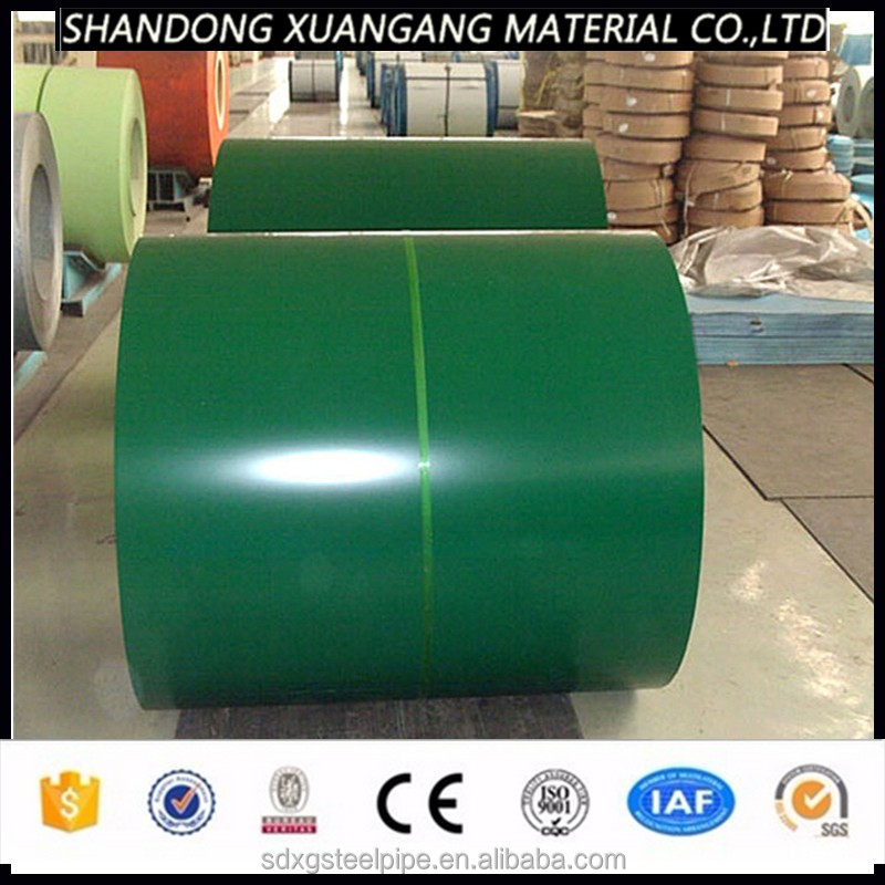 color coated steel coil ppgi/color coated coil/color coated sheet