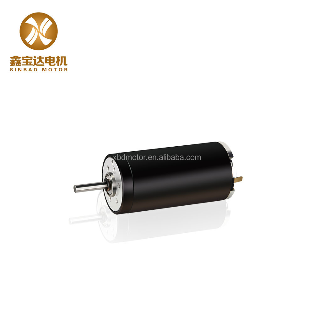 high speed 12v dc coreless 28mm electric driving motor for toy helicopter