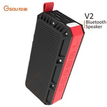 Portable Heavy DJ bass 10 watt bluetooth outdoor speaker for club