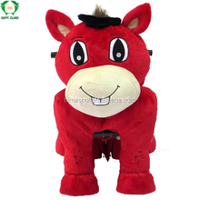 HI ride on animals battery powered plush riding toys for kids