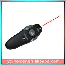 2.4G Wireless mouse with USB laser pointer mouse Presentation Presenter