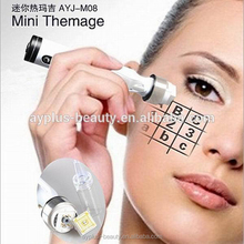 AYJ-M08(CE) mini rf skin tightening face lifting facial machines for home use