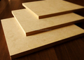 Cheap standard size mdf board