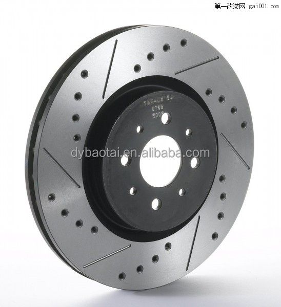 Car brakes and disc with high quality