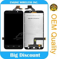 Wholesale OEM display replacement parts for zte v809 touch screen