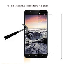 for gigaset gs270 signs phone tempred glass with factory price