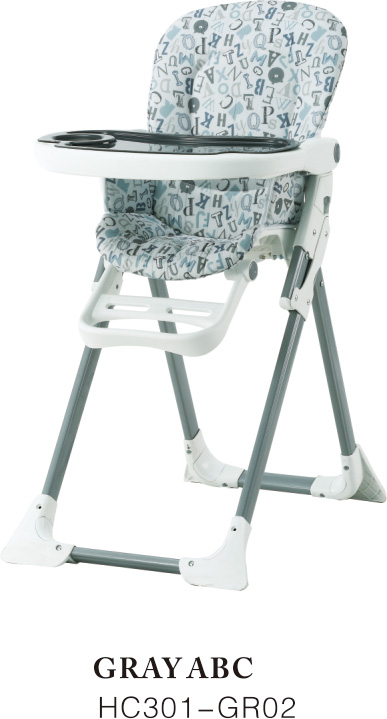 EN14988-1 Approved Baby Highchair /Folding Baby Chair For Baby Kids Plastic Feeding Folding Chair