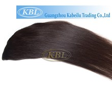 Hot selling Can be dyed 8 inch clip-in human hair extensions outlet