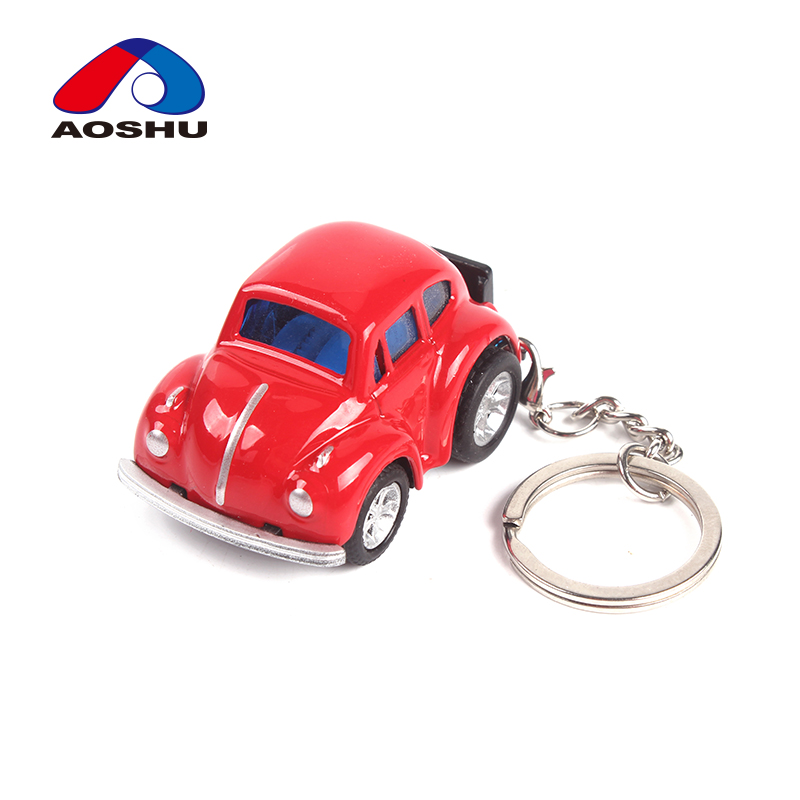 small pull back key chain alloy toy diecast model car