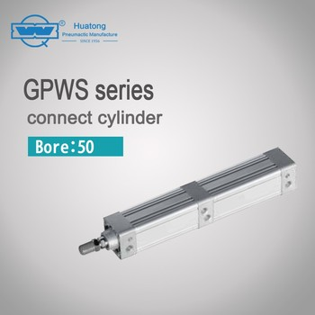 GPWS series 50 double action pneumtic air cylinder