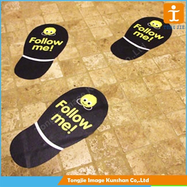 Custom Footprint Sticker Floor Decal   Buy Footprint Sticker,Custom  Footprint Sticker,Floor Decal Product On Alibaba.com