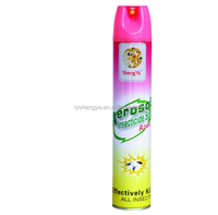 300ml Household aerosol spray insecticide for worms