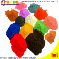 Ral Color Powder Coating
